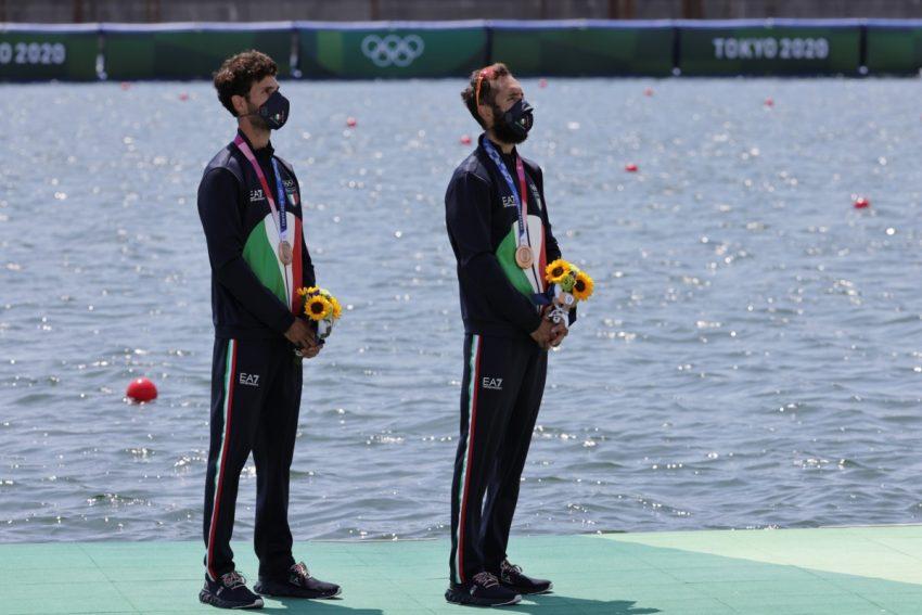 Il sogno che diventa realtà per Stefano Oppo; è sua la medaglia di bronzo alle Olimpiadi